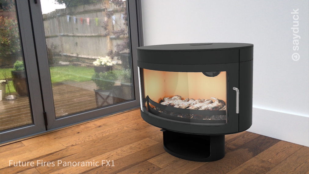 Our stoves in your home – imagine no more!